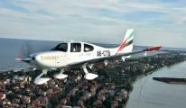Emirates Uçuş Eğitim Akademisi İlk Eğitim Uçağını Aldı