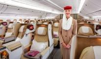 Emirates, Yeni Business Class Koltuklarını Tanıttı