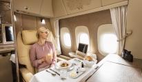 Emirates, Yeni First Class Kabinlerini Tanıttı!