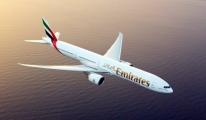 Emirates'in Yeni Uçuş Noktası