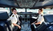 Emirates'te Başrol Kadınların! (Video)