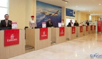 Emirates,Uzaktan Check-in Terminalini Açtı