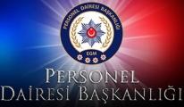 Emniyet Genel Müdürlüğü: 1493 Personel Ataması