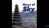 En bomba haberlerle Gökyüzü Haberci e-dergi çıktı