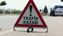 En fazla kaza İstanbul'da yaşandı ...