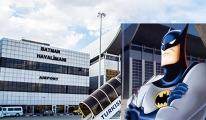 En komik isimli havalimanı Batman seçildi