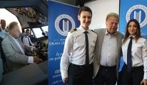 En yeni yerli Boeing Simülatörü ile eğitim