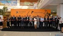 Endüstriyel Kaplama Teknolojileri Fuarı açıldı
