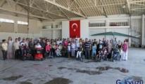 Engelliler'den Türk Kuşu'na Ziyaret