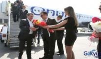 Ercan'a inen uçak sayısı yüzde 9 arttı