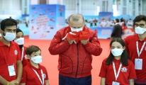 Erdoğan, 2020 Teknofest Ödül Töreni'nde (video)