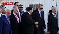 Erdoğan 3. Havalimanı İnşaatını İnceledi video
