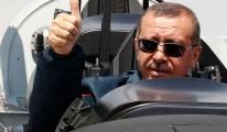Erdoğan: 3. Havalimanı'na F-16 ile inebilirim