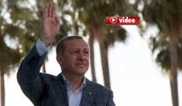 Erdoğan'a Adana'da Sevgi Seli