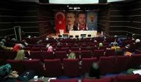 Erdoğan, AK Parti Kadın Kolları MKYK toplantısına katıldı