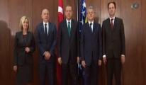Erdoğan, Divan üyeleri ile görüştü