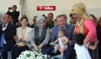 Erdoğan, Gazipaşa'ya uçuş olmaz dediler,hizmete açtık.