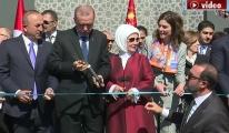 Erdoğan Güney Afrika'da mikrofonun azizliğine uğradı