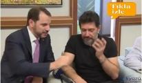 video Erdoğan, Hakan Atilla ile telefonda görüştü!