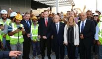 Erdoğan ,Havalimanı Çalışmaları Hakkında Brifing Aldı.