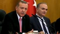 Erdoğan, Havalimanında Basın Toplantısı Yaptı
