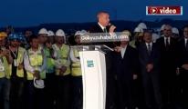 Erdoğan ilk mesajı kokpitten verdi!video