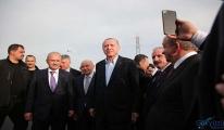 Erdoğan: Kanal İstanbul projesi ihaleye çıkıyor