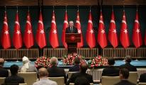 #Erdoğan: Kısmi kapanmaya geçiyoruz