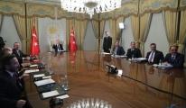 Erdoğan; Macron, Merkel ve Johnson'la görüştü