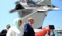 Erdoğan: Milli savaş uçağını da yapacağız!