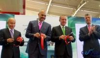 Erdoğan, Priştine Havalimanı'nın açılışını yaptı.