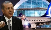 Erdoğan, Sabiha Gökçen'e uçak inmiyordu