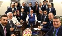 Erdoğan'dan Uçakta Flaş Mesajlar...