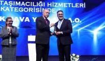 Erdoğan,HİB Ödül Töreni'ne katıldı!