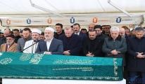 Erdoğan,Nusret Yıldırım'ın cenaze törenine katıldı.