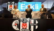 Erikli, Beşiktaş JK ile sponsorluk anlaşmasını yeniledi