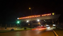 Erzurum Havalimanı 5 Ayda 500 Bin Yolcu Ağırladı
