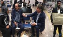 Erzurum Havalimanında Bal Krizi