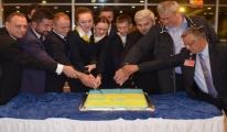 Esenboğa'ya Kiev'den İlk Seferini Gerçekleştirdi