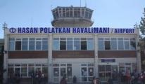 Eskişehir Hasan Polatkan Havalimanı dış hat yolcu sayısı 27 bine ulaştı