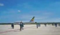 #Etiyopya Havayolları 737 Yanlış Havaalanına İndi#video