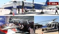 Eurasia Airshow Başladı!video