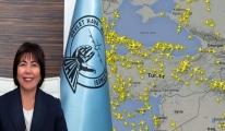 Eurocontrol Türkiye Haziran 2018 verileri