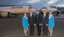 Eurowings 2 A320 Uçağını Teslim Aldı