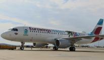 Eurowings Almanya'daki İç Hatlarını Genişletiyor