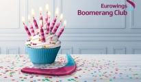 Eurowings, Boomerang Kulüp 10. yılını kutluyor