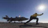 F- 35 uçakları tesliminde nefes kesen hafta