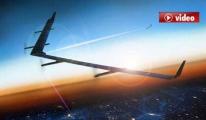 Facebook'un Aquila Drone'u İkinci Uçuşunu Tamamladı!