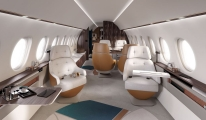 #Falcon10X kabin. Emniyet kemeri gerekmez(video)