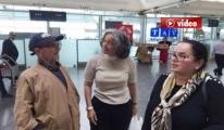 Faslı Kardeşler Havalimanını Birbirine Kattı..
